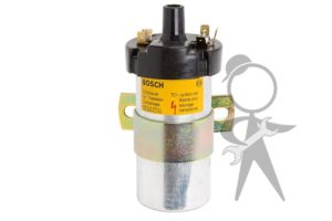 Coil, 12 Volt Bosch w/Hall System - 00074