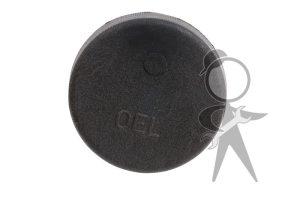 Cap, Oil Filler, Plastic - 021-115-311