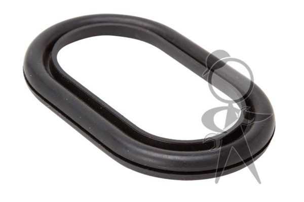 Seal, Fresh Air Hose, Oval, Right - 021-119-337