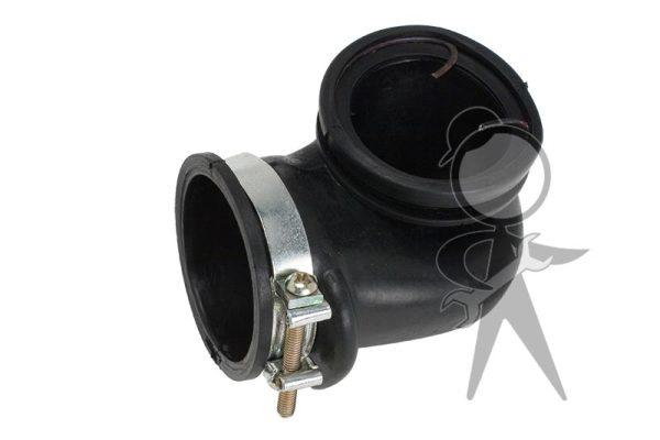 Elbow, Alternator Air Exhaust, 70amp Alt - 022-903-655