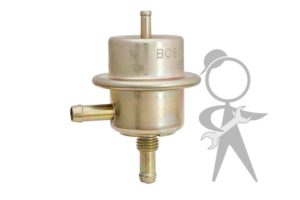 Fuel Pressure Regulator, Bosch - 022-906-035