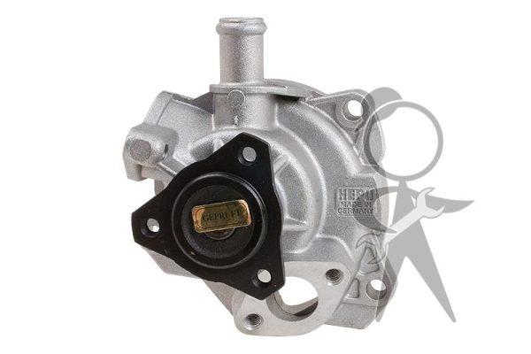 Water Pump, New, HEPU, Waterboxer 1.9 - 025-121-010 D GR
