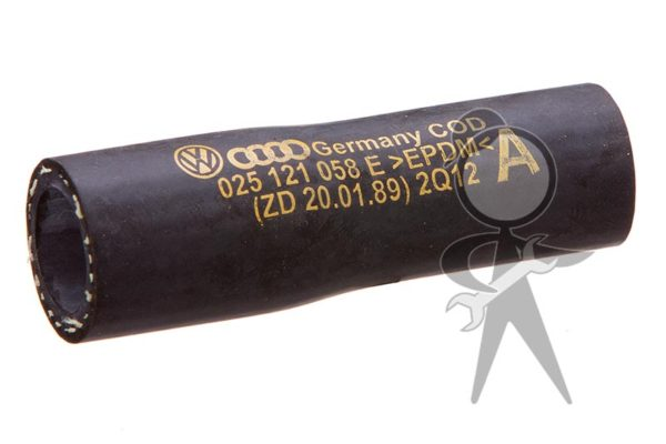 Hose, Oil Cooler Pipe to Thermo Hsg - 025-121-058 E