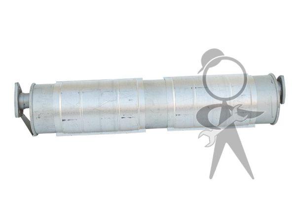 Muffler, Waterboxer 2.1 - 025-251-053 N DK