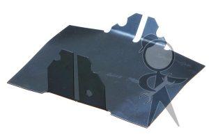 Cylinder Air Deflector Tin, 8mm Stud - 043-119-317 A