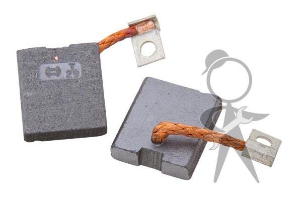 Brush Set, Generator, 12V, Bosch - 11008