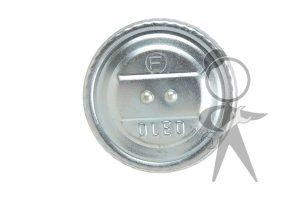 Cap, Oil Filler - 111-115-485