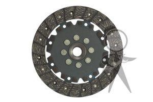 Clutch Disc, 180mm, Rigid - 111-141-031 E KN