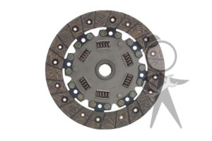 Clutch Disc, 180mm, Spring Style - 111-141-031 F KN