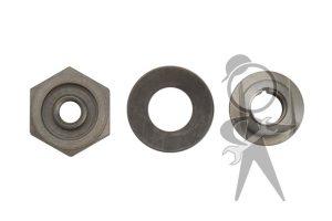 Cooling Fan Kit - Hub/Nut/Lockwasher - 111-198-123 A