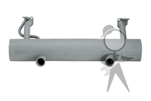 Muffler, 36 HP - 111-251-051 G
