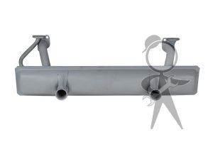 Muffler, 40 HP (1200), Danish (SA) - 111-251-051 L DK