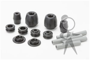 Z-Bar Bushing & Sleeve Kit, Both Sides - 111-598-001