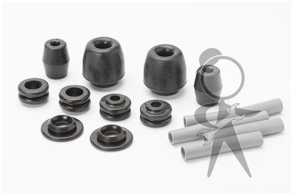 Z-Bar Bushing & Sleeve Kit, Both Sides - 111-598-001