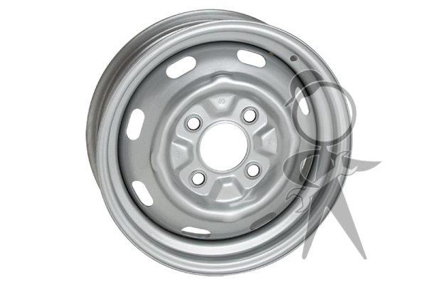 """Wheel Rim, OE, 4-Lug, 4?"""" Wide - 111-601-025 G OE"""