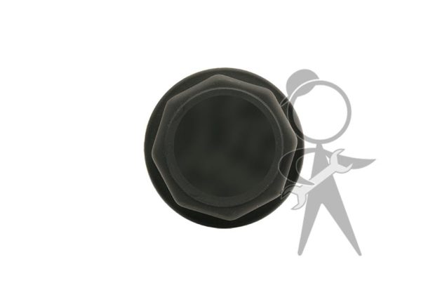 Center Cap, Black, Sport Wheel - 111-601-171
