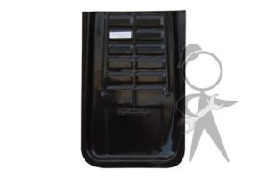"Floor Pan, Rear Left Qtr, 17x27.5"" - 111-701-063 Q"