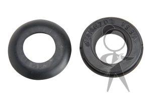 Bumper Overrider Support Seal, Pair - 111-707-199 A PR