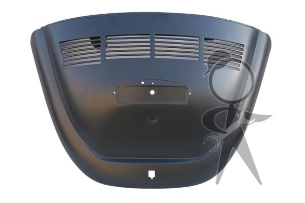 Deck Lid with Louvers - 111-827-025 AD