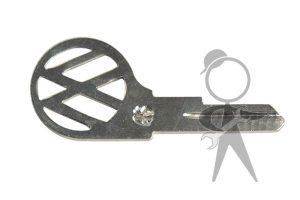 """Key, SC Series, """"VW"""" Logo (S73) - 111-837-219 A SCOE"""