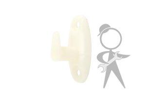 CV Shoulder Strap Hook, White - 111-857-723 A