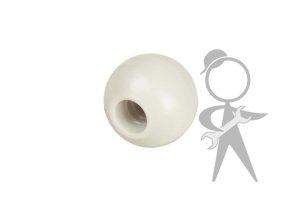 Knob, Seat Adjustment, Grey, Ball Style - 111-881-251 GY