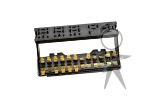 Fuse Box/Relay Plate, 12 Fuse - 111-937-505 M