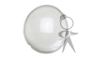 Headlight Glass, Clear - 111-941-115 H