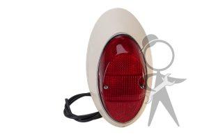 Tail Light Assembly w/Red Lens, Left - 111-945-095 N BR