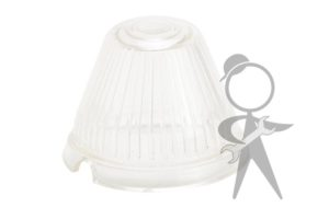 Lens, Turn Signal, Clear Plastic - 111-953-161