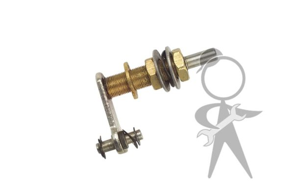 Wiper Shaft, BUG Left, Double Pin - 111-998-161 A
