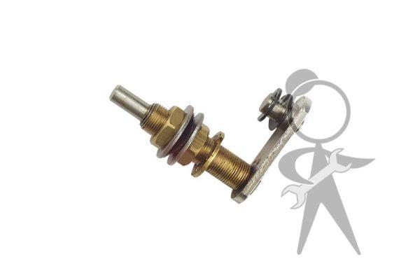 Wiper Shaft, BUG 68-69 Right, Single Pin - 111-998-162 B