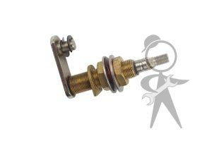 Wiper Shaft, BUG 70-72 Right, Single Pin - 111-998-162 C