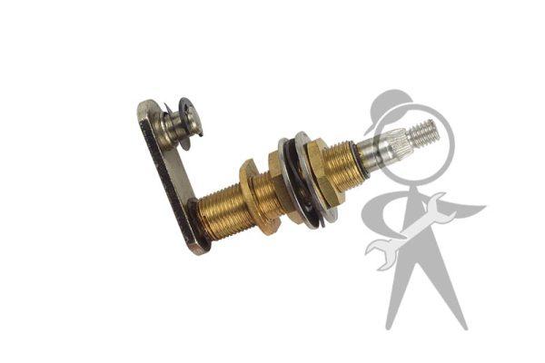 Wiper Shaft, BUG 73-77 Right, Single Pin - 111-998-162 F