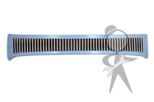 Rear Louver Trim, Bug - 113-008-103