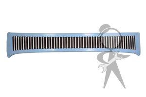 Rear Louver Trim, Bug - 113-008-105
