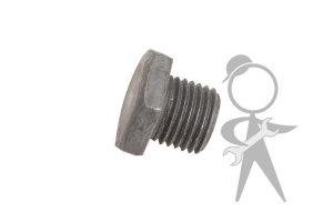 Plug, Oil Drain - 113-115-193