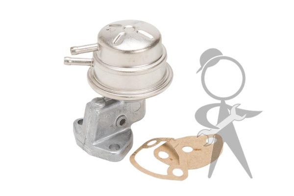 Fuel Pump, 1600 w/Generator - 113-127-025 D