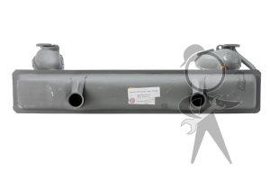 Muffler - 1300 - 1600cc Engine, Denmark - 113-251-053 AKDK