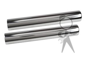 "Tailpipe, 10"", Stainless Steel - 113-251-163 SS PR"