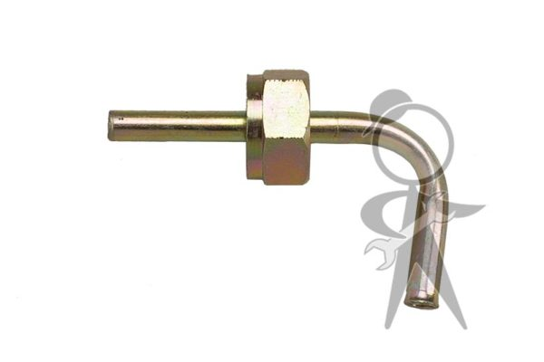 Fuel Tap, Nut and Pipe - 113-298-221 A