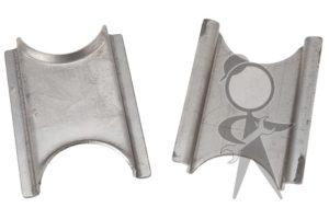 Axle Reinforcement Repair Piece, Pair - 113-401-001