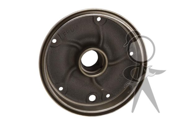 Brake Drum, Front - 113-405-615 A BR