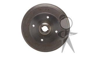 Brake Drum, Front w/Centering Hub, Brazil - 113-405-615 H BR