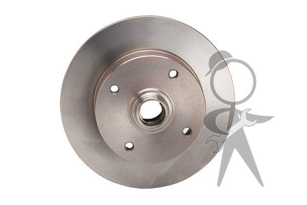 Brake Rotor - 113-407-075