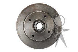 Brake Rotor, Brembo Italy - 113-407-075 IT