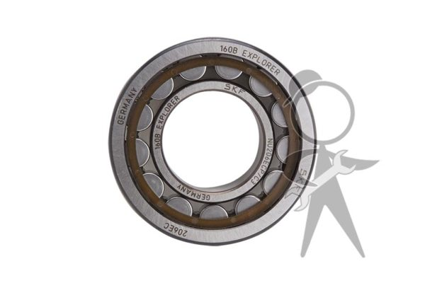 Bearing, Rear Axle, Outer, Roller, IRS - 113-501-277 A