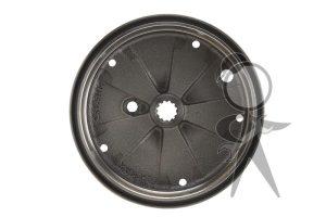 Brake Drum, Rear, German - 113-501-615 D GR