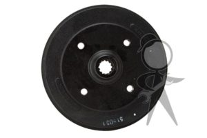Brake Drum, Rear, Brazil/Mexico - 113-501-615 J