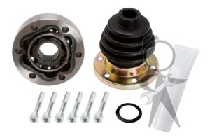 CV Joint Kit w/Boot & Hardware In/Outer - 113-598-101